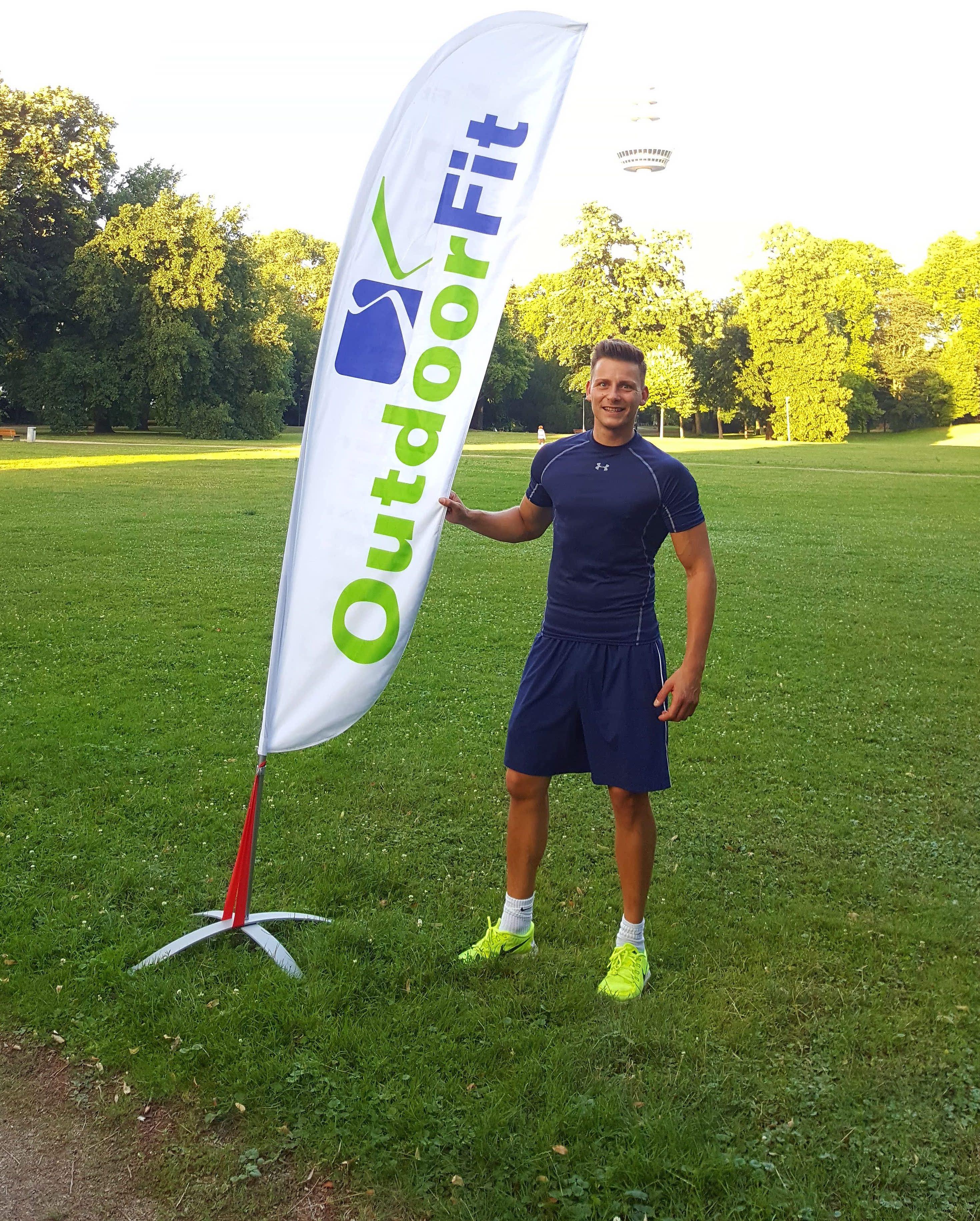 OutdoorFit Personal Trainer Sebastian Kaczmarek